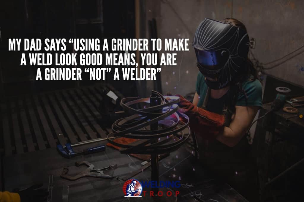 welding job quotes and sayings