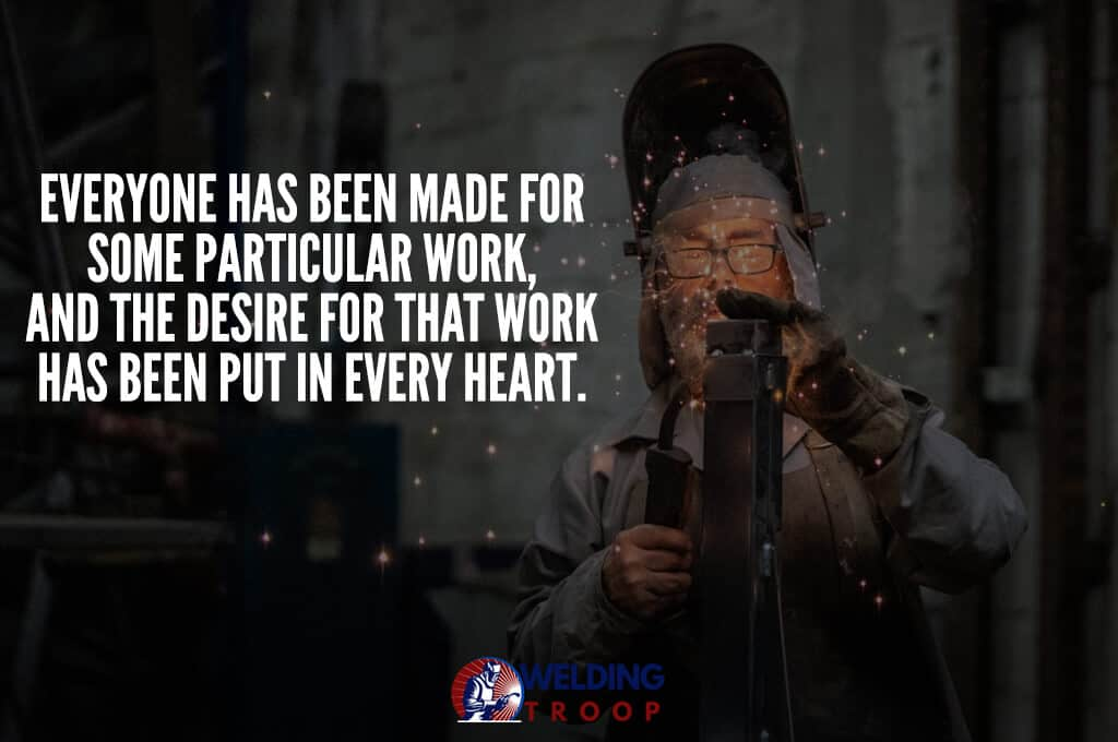 welding quotes funny