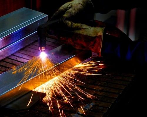 plasma cutting aluminum