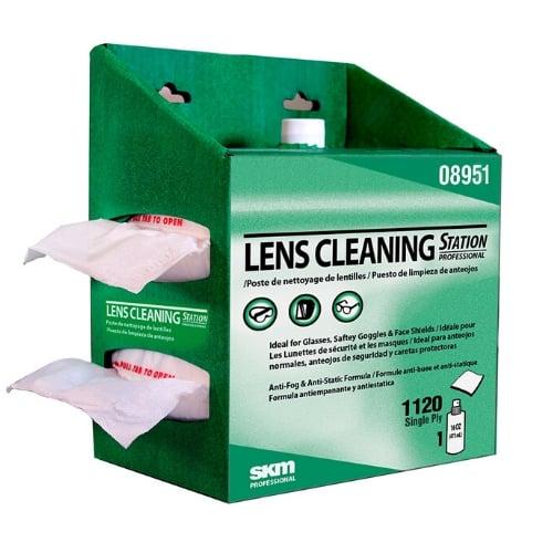welding helmet lens cleaning towel