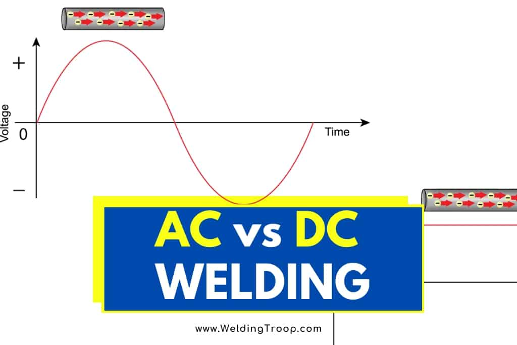 what is the difference between ac and dc welders