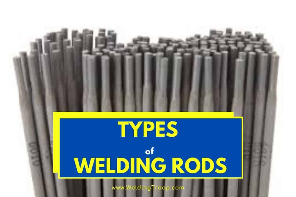 Different Types of Welding Rods and Their Uses