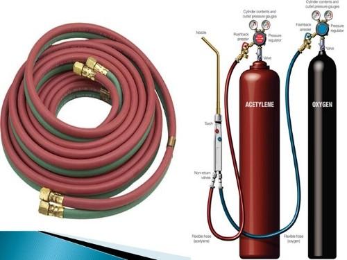 Gas Welding Oxy Acetylene