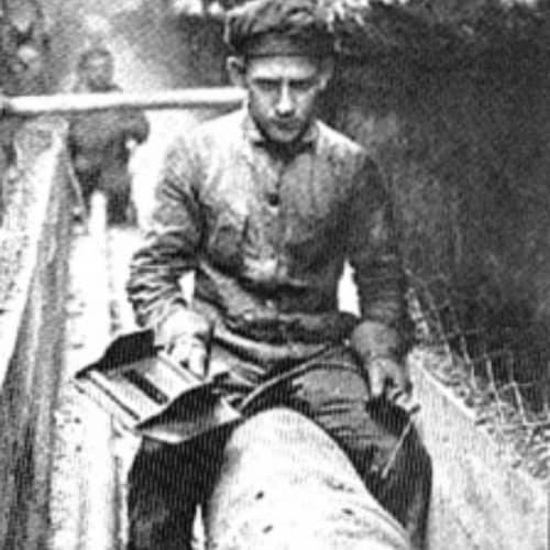 welding history