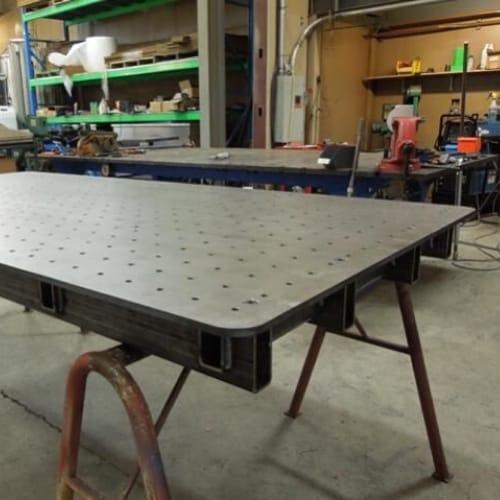 welding table high