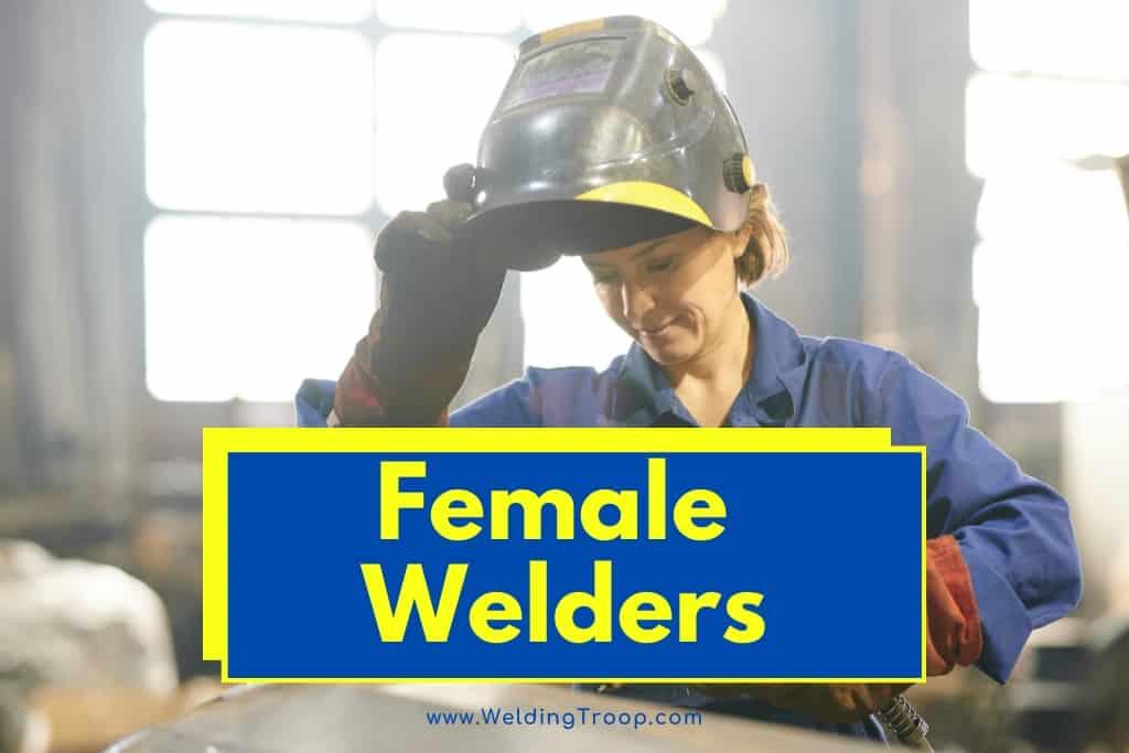 female-welders