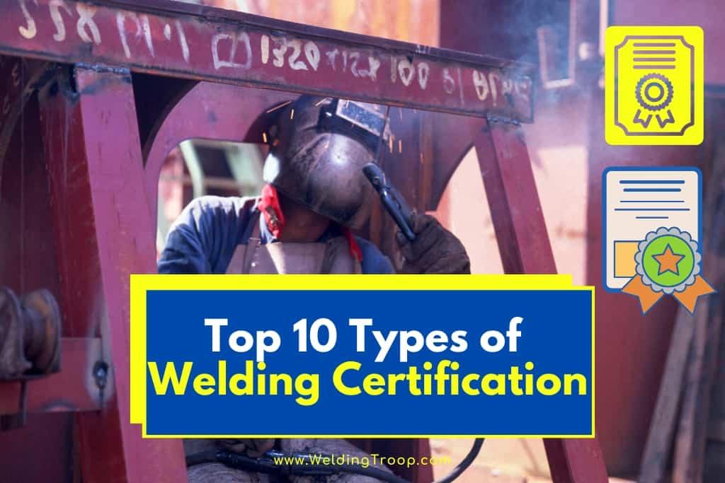 types-of-welding-certification