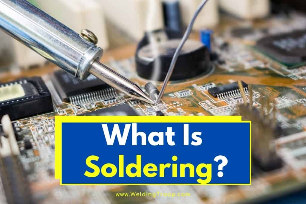 what-is-soldering