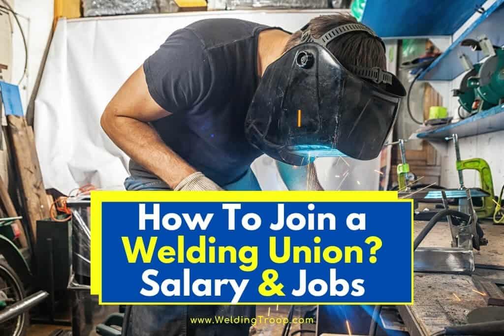 Welding-union